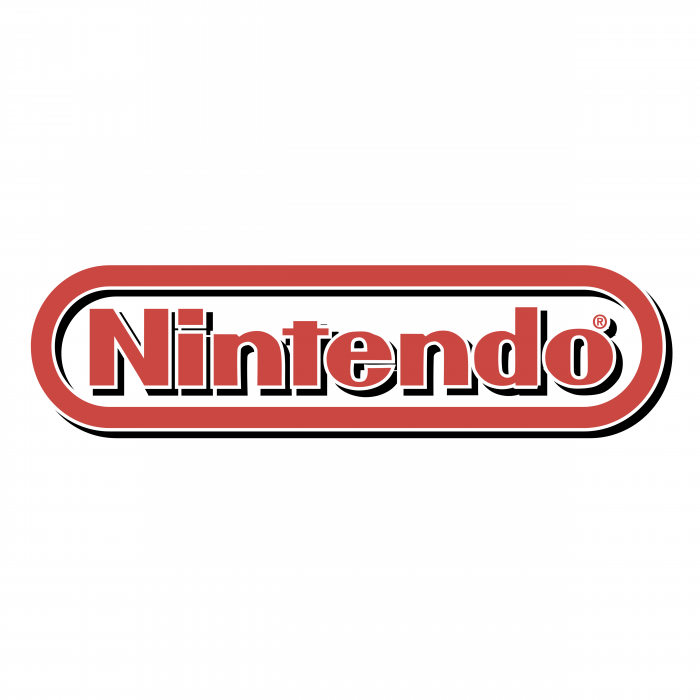 Nintendo logo red r