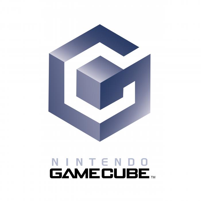 Nintendo logo silver