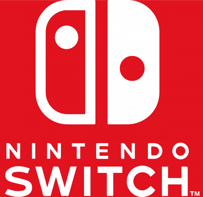 Nintendo logo switch