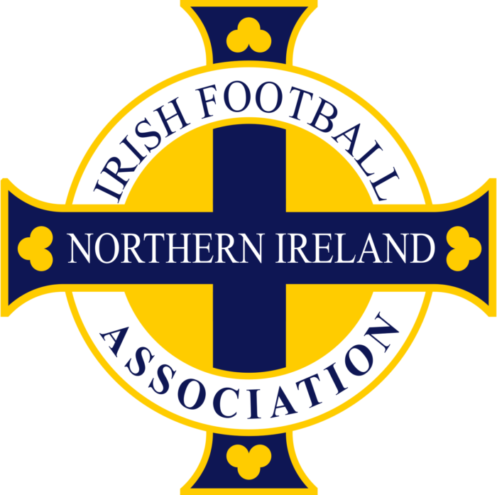 Northern Ireland national football team logo, crest