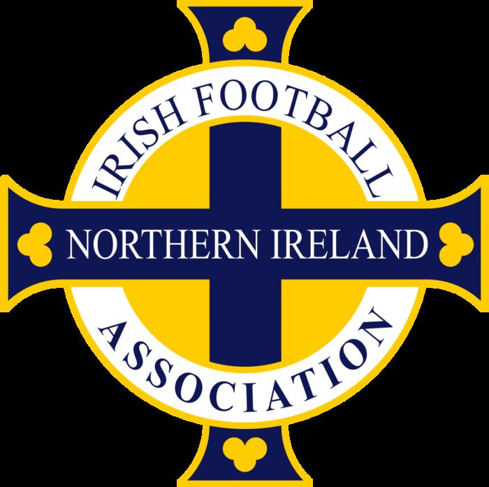 Northern Ireland national football team logo, crest