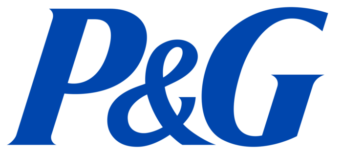 P&G, Procter and Gamble logo