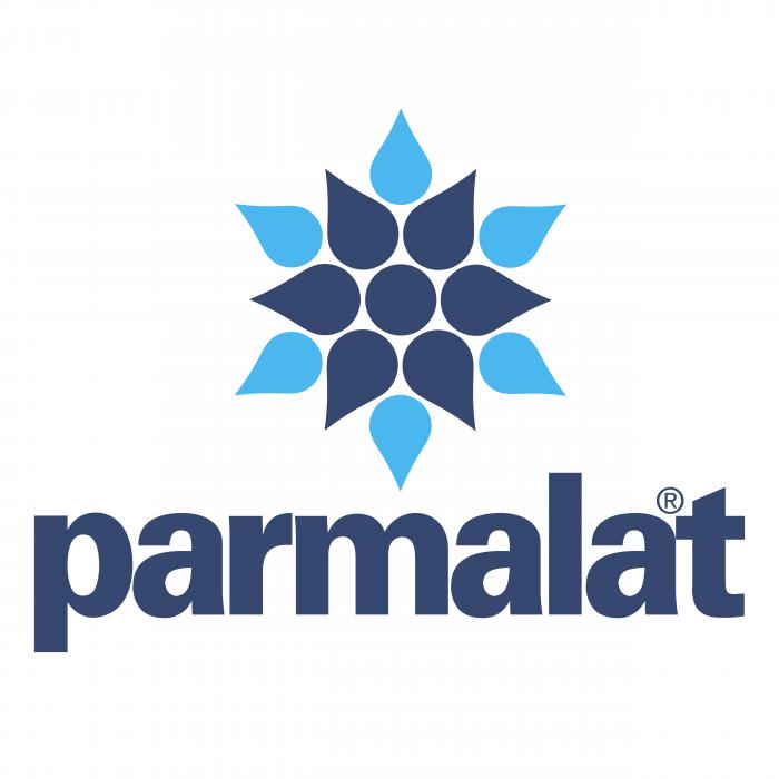 Parmalat logo blue