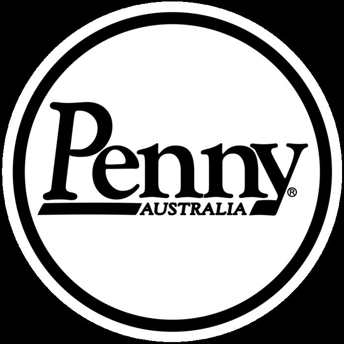 Penny Australia logo (Penny Skateboards)