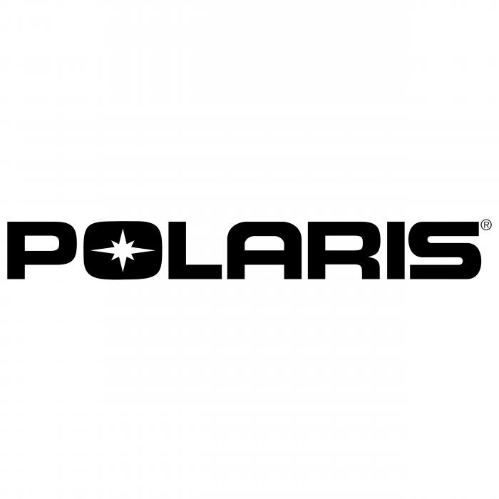 Polaris logo black