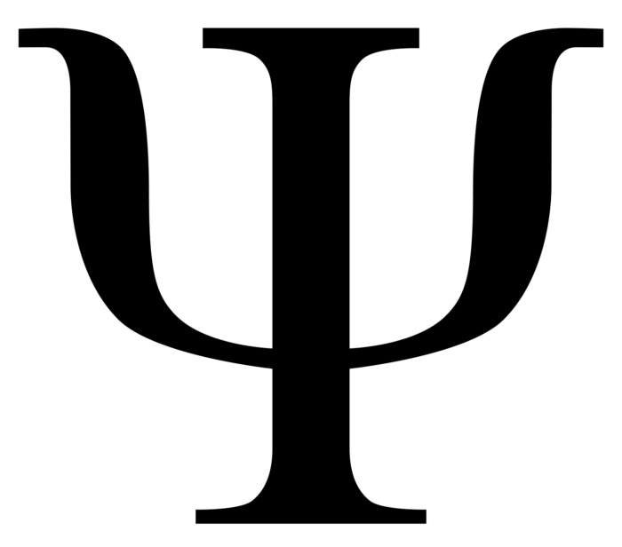Psychology logo, symbol