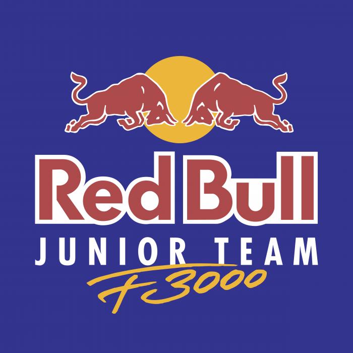 Red Bull logo f3000