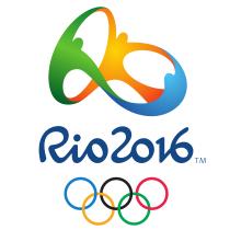 Rio, Brazil 2016 Olympics logo