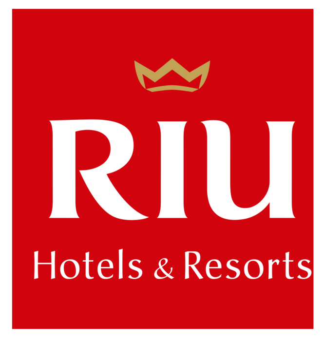 RIU Hotels and Resorts logo, logotype