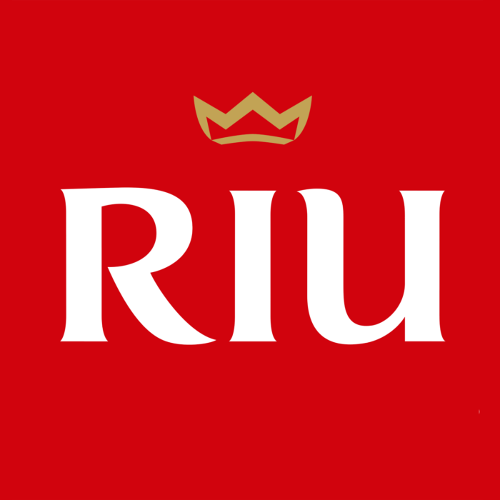 Riu logo - hotels & resorts