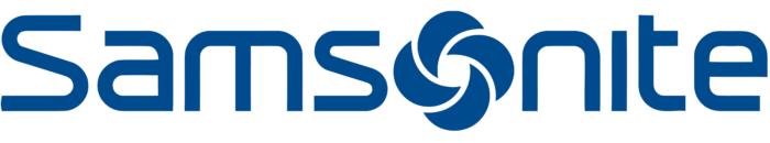 Samsonite logo, white bg