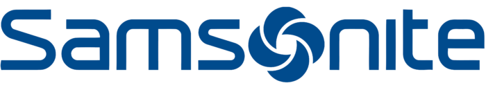 Samsonite logo, wordmark