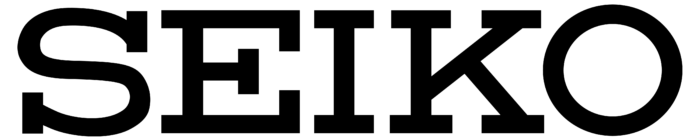 Seiko logo, wordmark
