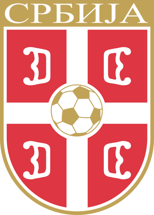Serbia national football team logo, crest