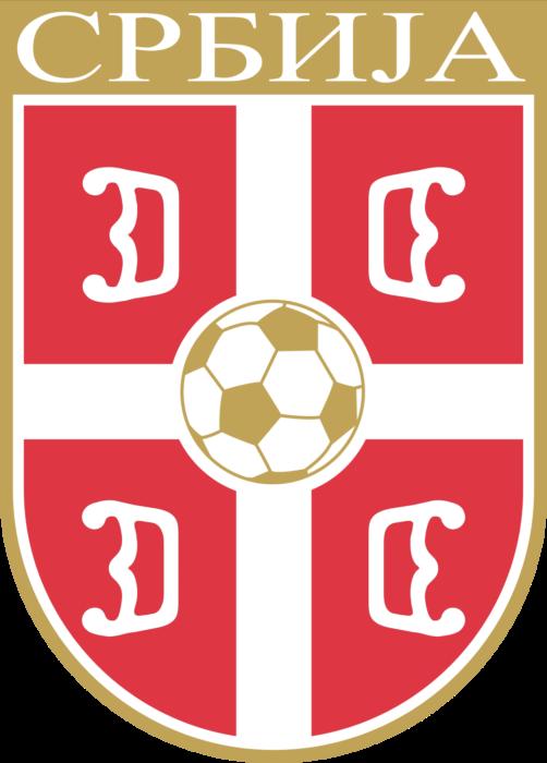 Serbia national football team logo, crest