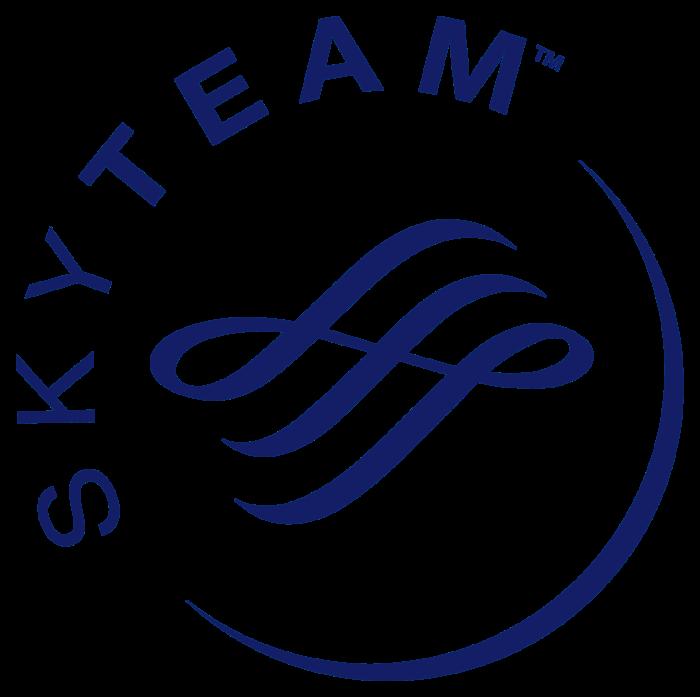 Skyteam logo, logotype, emblem