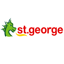 St. George Bank logo