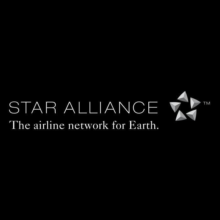 Star Alliance logo cube