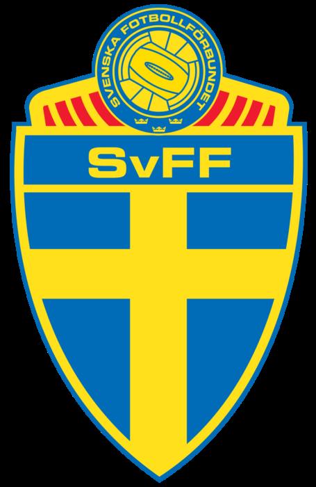 Sweden national football team logo, crest