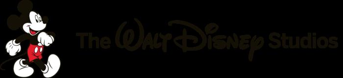 The Walt Disney Studios logo, horizontal