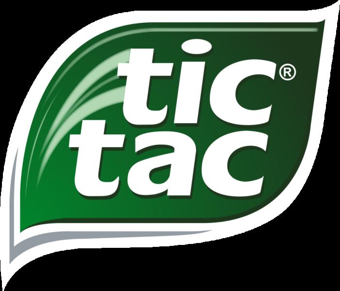 Tic Tac logo, logotype