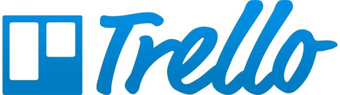 Trello logo, gradient