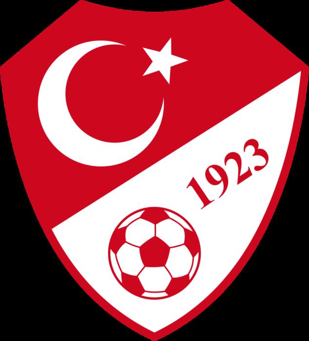 Turkish football federation logo