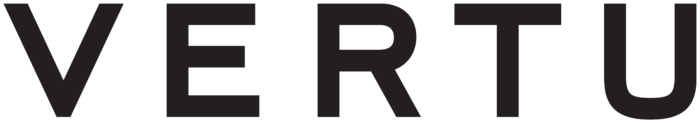 Vertu logo, wordmark