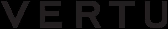 Vertu logo, wordmark