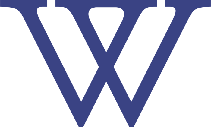 Wellesley logo, W only