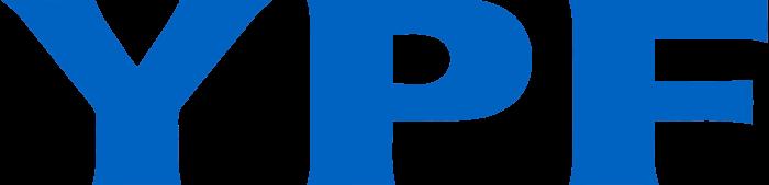 YPF logo, logotype