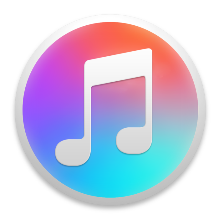 iTunes logo, icon