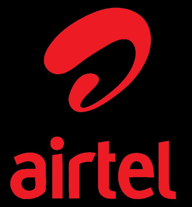 Airtel logo, logotype, emblem