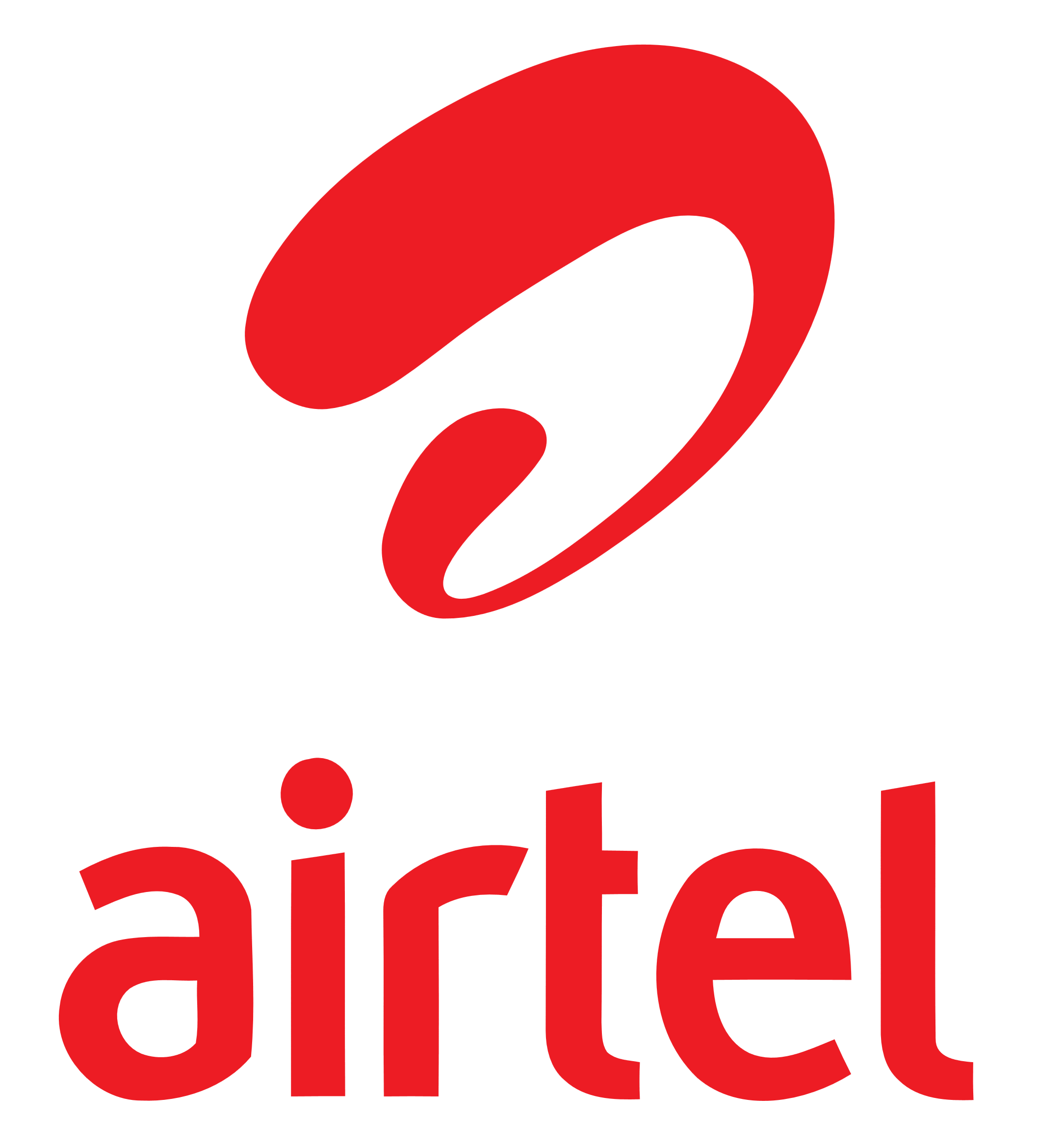 Airtel logo vector logo airtel (. Eps) download.