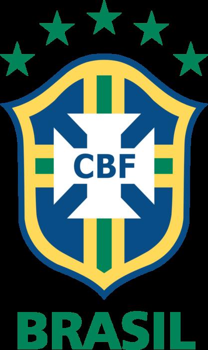 CBF Confederação Brasileira de Futebol logo