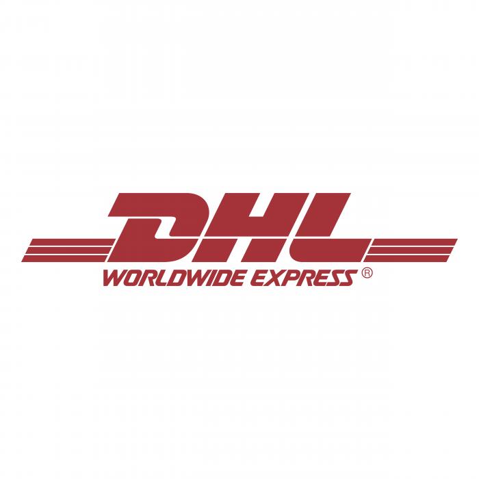 DHL logo express