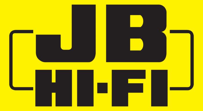 JB Hi-Fi logo, logotype, emblem