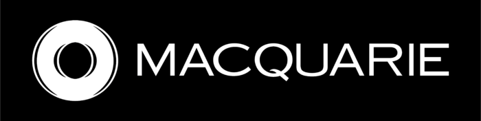 Macquarie Group logo, black
