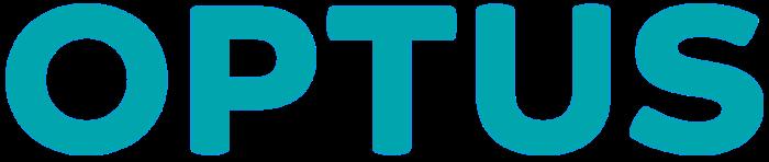 Optus logo, blue