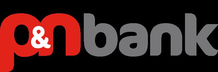 PN bank logo, logotype, horizontal