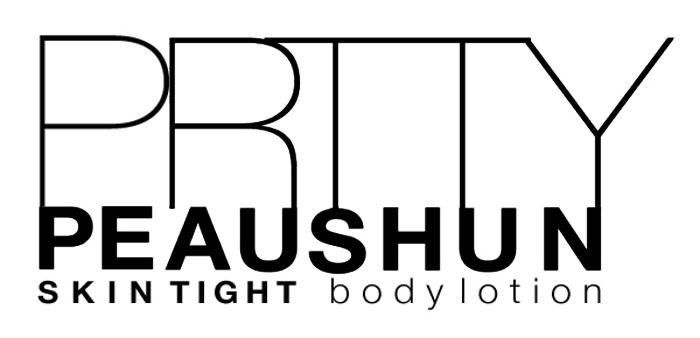 Prtty Peaushun logo