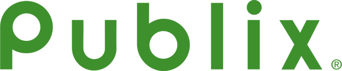 Publix logo, wordmark