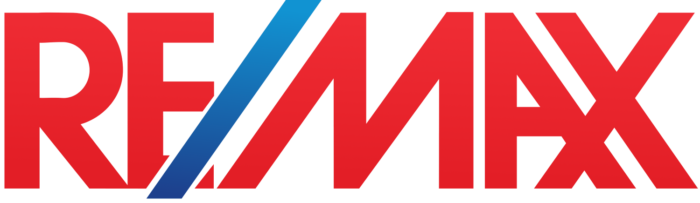 Remax logo, gradient