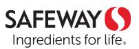 Safeway logo, slogan