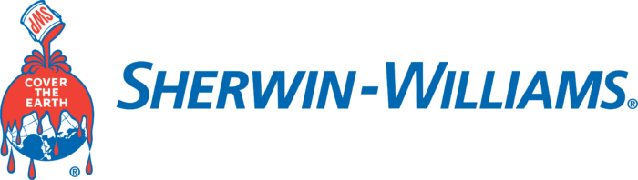 Sherwin-Williams logo, wordmark