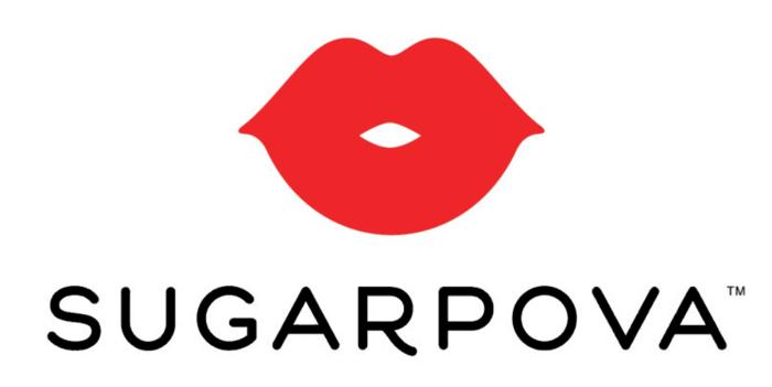 Sugarpova by Maria Sharapova logo, logotype