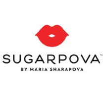 Sugarpova by Maria Sharapova logo