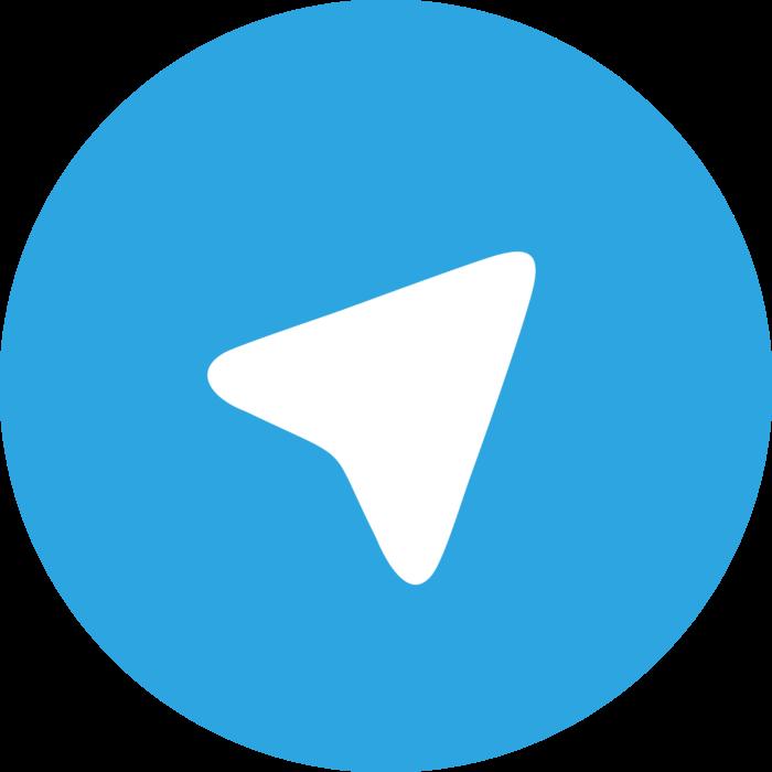 Telegram for Android 3.6 version (2016) Logo
