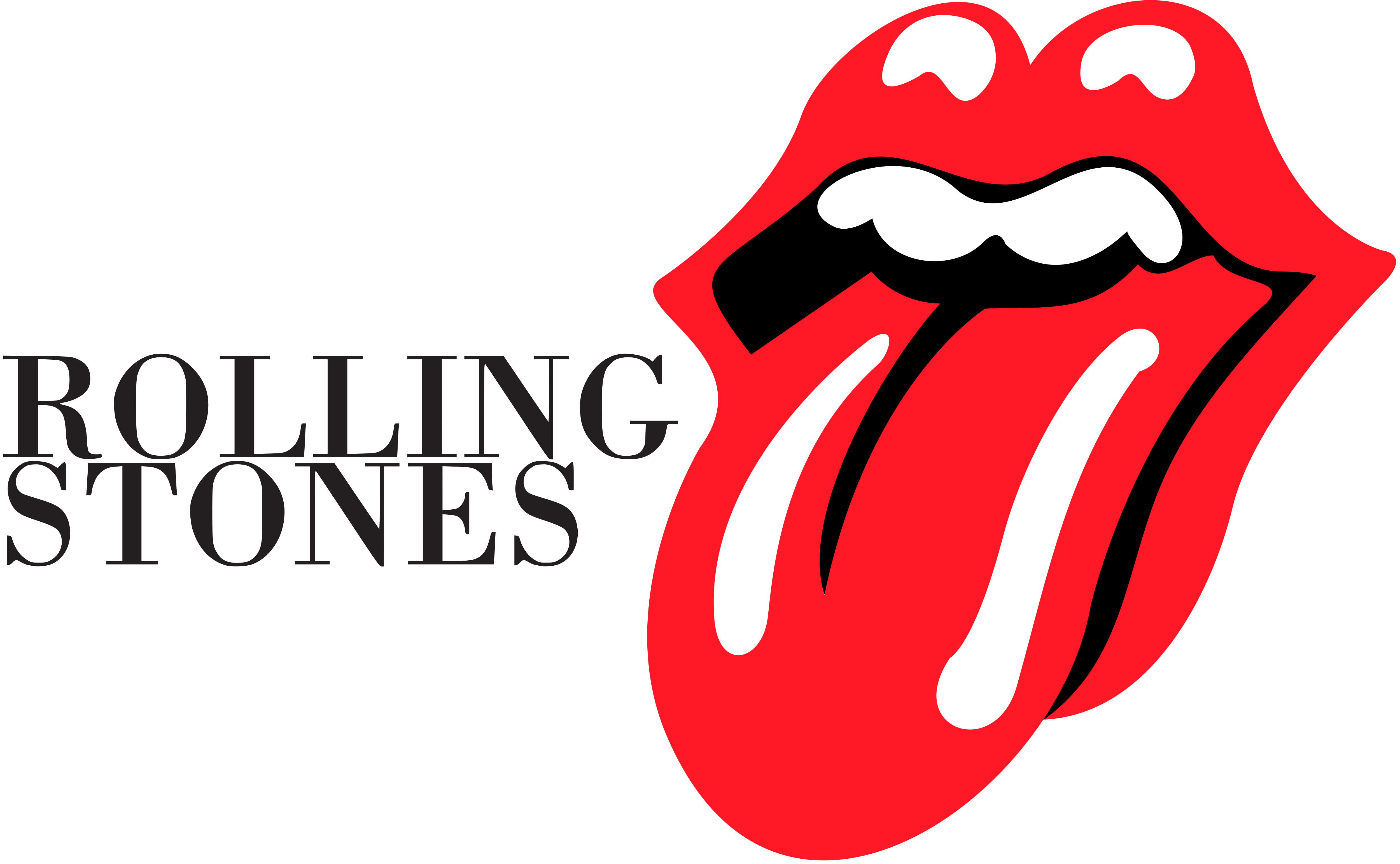 the rolling stones � logos download