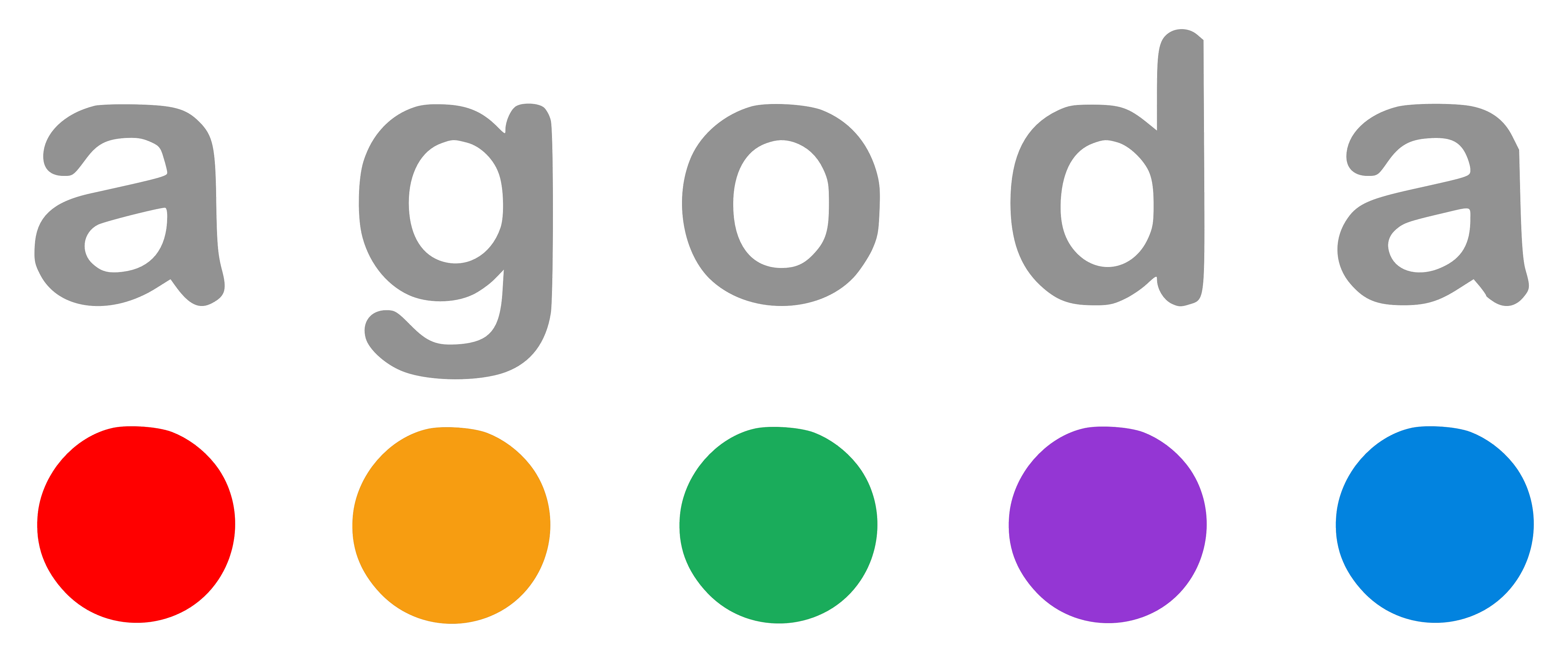 Image result for agoda logo